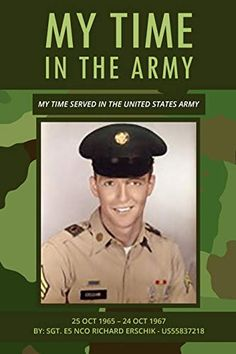 Now on Kindle 'Proceeds from this book go to supporting our Veterans. This is the story of a soldier's time served from draft notice in 1965, to Honorable Discharge in 1967, and on to this soldier's life of professional work. A great read for veterans and those considering military service.