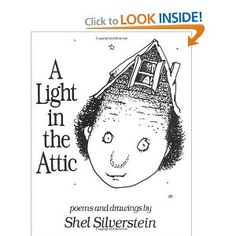 found my Shel Silverstein books in my hope chest….they are so enjoyable.  Mine are over 30 yrs old
