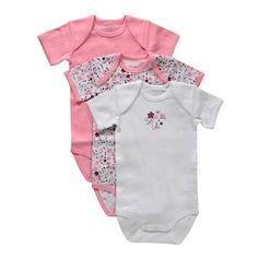 Vestiti Bambino Maschio Estate Abbigliamento Bambini Abiti Cerimonia Vestito Battesimo Bambino 6 9 12 18 Mesi Top A Maniche Corte con Stampa di Fiore Rosa Manica Corta Pantaloncini Set Due Pezzi