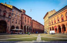 Plaza Santo Stefano (Bologna - Italy)