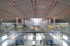 Beijing Capital Airport (PEK). Click image for source.