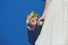 Colorido ramo de novia#MARTES BODAS#weddings#flowers
