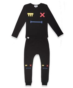 391e700d9efd Band of Boys Close Your Eyes Winter PJ s