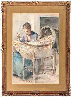 Elizabeth Nourse (American, 1859-1938)