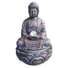 Ore International Buddha Indoor Fountain - Overstock™ Shopping - Great Deals on Indoor Fountains