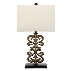 I pinned this Brympton Table Lamp from the privilege event at Joss & Main!