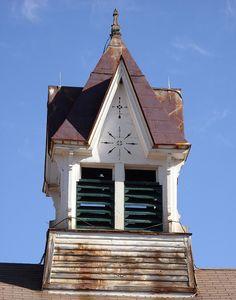 Cupola    State Barn Cupola   Flickr - Photo Sharing!