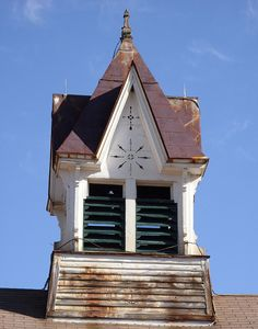 Cupola  | State Barn Cupola | Flickr - Photo Sharing!