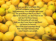 #lemons #lemonade #personaldevelopment #quotes Passion For Life, Better Life, Lemonade, Personal Development, Key, Let It Be, Quotes, Quotations, Unique Key