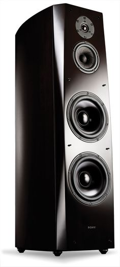 Sony SS-AR1 - a visually and aurally stunning statement product
