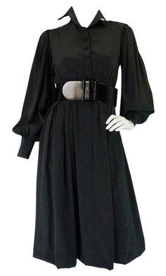 Dress Norman Norell, 1960s 1stdibs.com