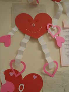 valentine's day glyph heart people