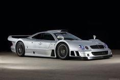 BINGO SPORTS WORLD | 1998 Mercedes-Benz CLK GTR
