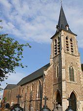 Eglise Saint-Martin à Condette — Wikipédia