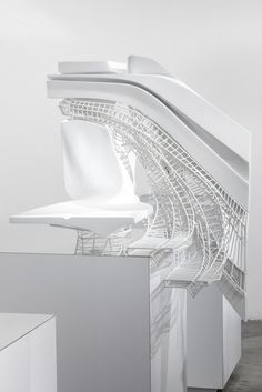 Gallery of SCI-Arc's Close-up Exhibit Explores the Potential of Digital Technologies on Architectural Detail - 15 Technology Design, Digital Technology, New Technology, Energy Technology, Technology Gadgets, Architecture Details, Interior Architecture, Close Up, Sci Arc