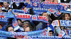 Fans von Hansa Rostock