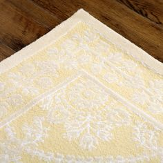 Yellow Lace Rug from PoshTots
