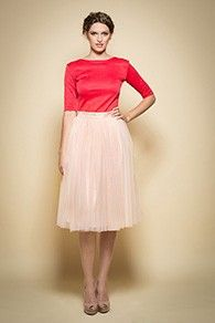 Fusta tull midi peach Sakura Personal Style, Peach, Ballet Skirt, Style Inspiration, Skirts, Fashion, Moda, Fashion Styles, Peaches