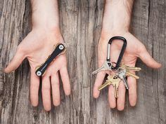 Compact Key Holder by KeySmart