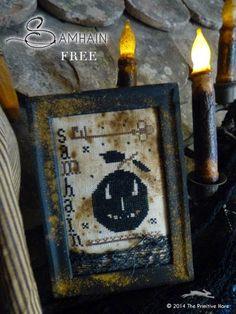 The Primitive Hare: FREEBIE: HALLOWEEN - SAMHAIN