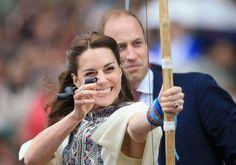 Britain's Prince William and Duchess Catherine visit Bhutan