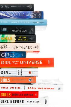 """The word graces the covers of suspense novels - """"The Lost Girls"""" (Heather Young), """"Beware That Girl"""" (Teresa Toten), """"All the Missing Girls"""" (Megan Miranda) - and teen fiction, including Paula Stokes' """"Girl Against the Universe.""""  Stieg Larsson's Millennium series - """"The Girl With the Dragon Tattoo,"""" """"The Girl Who Played With Fire,"""" """"The Girl Who Kicked the Hornet's Nest"""" - has sold more than 80 million copies worldwide.  """"The Girl Before,"""" Rena Olsen's upcoming suspense thriller, features…"""