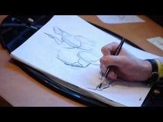 TONY BANCROFT - Disney 2D Animator
