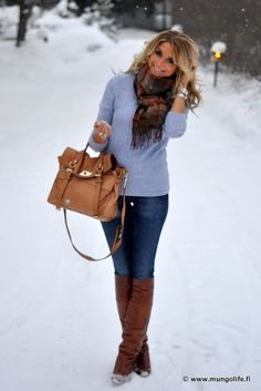 Super cute boot jeans look. Mungolife - Rantapallo.fi