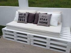 Ο καναπές μου απο παλέτες – 4moms