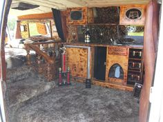 Custom Van Interiors | Recent Photos The Commons Getty Collection Galleries World Map App ...