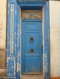 Doors in Marseille