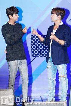 Shin Hyesung & Lee Minwoo