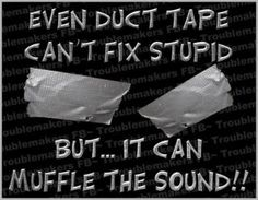 McGiver tape!