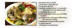 Uniworld's Linguine Pasta with Zucchini & Vongole