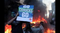 Riot the Canucks Way (Vancouver riot 2011)- Miley Cyrus PARODY of Party in the USA.