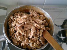 高Ling的美食工作坊: 棗蓉核桃糕