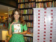 Thalita Rebouças.  Livraria da Travessa, RJ. www.travessa.com.br