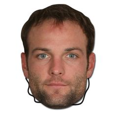 Omg!  I would so wear this!!!!  Wes Welker Face Mask