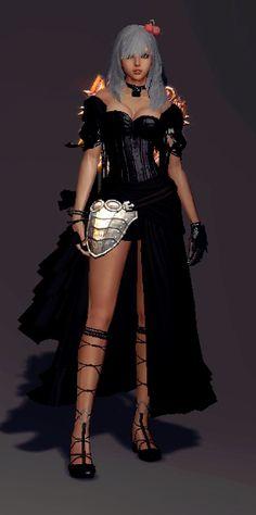 vindictus lynn armor - Google Search | Vindictus Fashion
