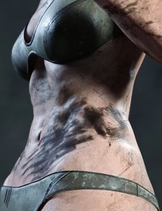 "Skin Effects: Dirt elements includes several specific dirts and a series of dirty handprints. While it was designed as an add-on to the main ""Dirt"" package, it actually works both on its own and in combination with Skin Effects: Dirt and is c"