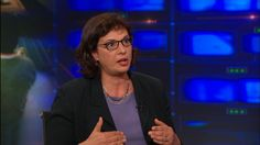 Sonia Nazario, author of Enrique's Journey, interviewed on the child refugee crisis on The Daily Show