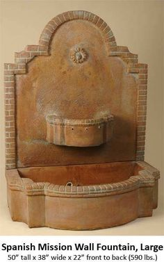 How to Build a Mexican Fountain | eHow