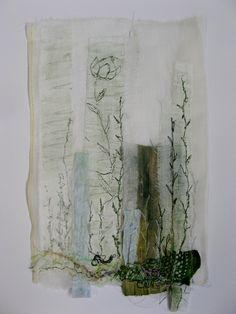 cas holmes textiles: Workshops-Education-Tanya Davies