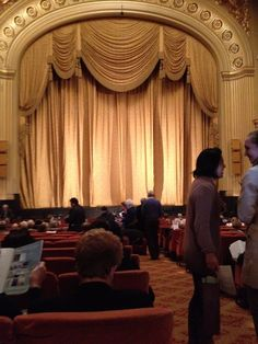 San Francisco Ballet's home stage, War Memorial Opera House