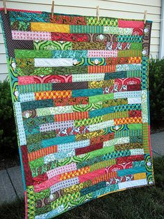Nest Strip Quilt | by Handpicked