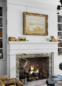 Jeanette Whitson   House Beautiful via Cote De Texas