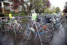 temporar bikeracks - Google-Suche