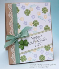 CCREW317TECH - St. Patrick's Day Card