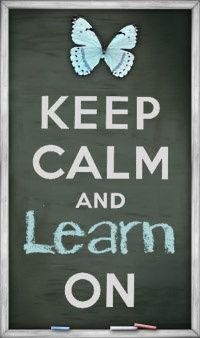 If you think learning is boring....you're not doing it right.