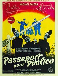 'Passport to Pimlico' (1949) ...